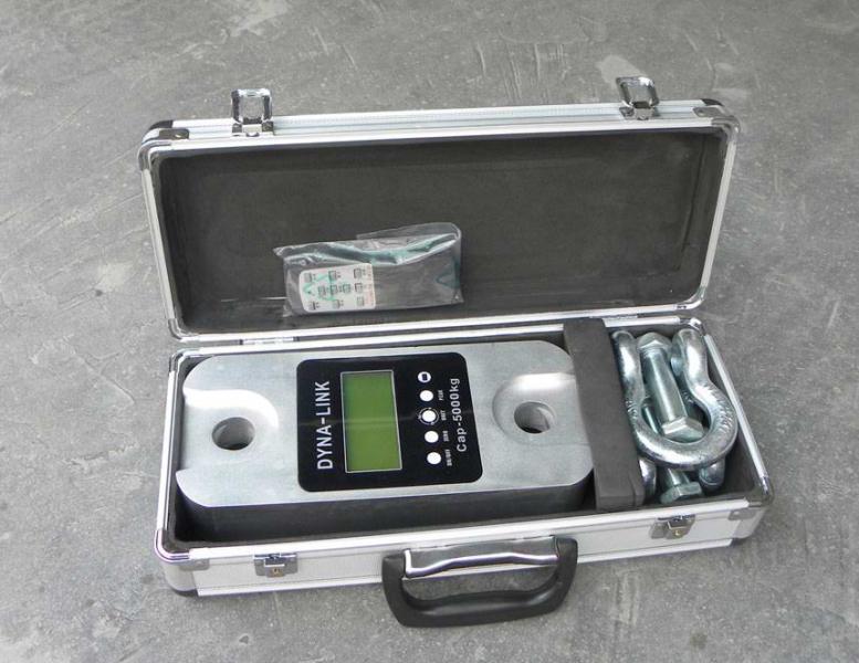 如果长期不使用时应定期给测力计充电.